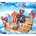 """Детский комплект постельного белья из бязи """"Пираты"""" (КПБ Пираты бязь)"""