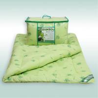 """Одеяло """"Бамбуковое волокно"""" теплое зима (тик)"""