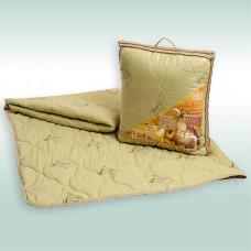 """Одеяло из полиэстера """"Верблюжья шерсть облегченное"""" из Иваново от производителя оптом и розницу."""