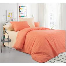 Постельное белье на резинке Сочный апельсин